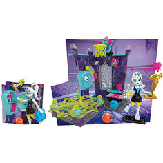 "Monster High: Игровой набор ""Класс физкультуры"", MEGA BLOKS Mattel"