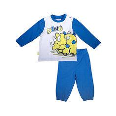 Комплект: футболка с длинным рукавом и брюки для мальчика PlayToday
