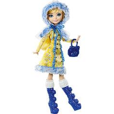 """Кукла Блонди Локс из коллекции """"Заколдованная зима"""", Ever After High Mattel"""