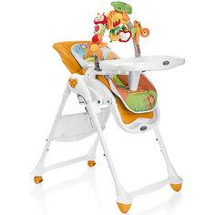 Стульчик для кормления B-Fun, Brevi, оранжевый