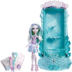 """Набор Блестящий вихрь из серии """"Заколдованная зима"""" + Кукла Кристал Винтер, Ever After High Mattel"""