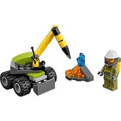 """LEGO City 30350: мини-набор """"Вулкан"""""""