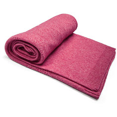 Плед Сластена, Сонный гномик, розовый меланж
