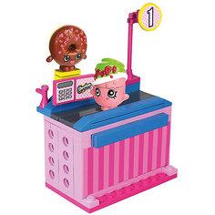 Конструктор «Магазин» Пончик Д'лиш и Сода Попс, Shopkins Moose