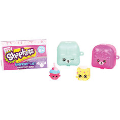 Две фигурки в рюкзачках, Shopkins Moose
