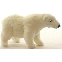 Белый медведь стоящий, 27 см Hansa