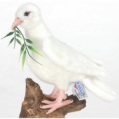 Белый голубь, 20 см Hansa