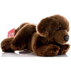 Мягкая игрушка Шоколадный лабрадор, 28 см, AURORA
