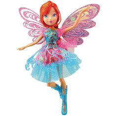 "Кукла ""Баттерфликс-2. Двойные крылья"" Bloom, Winx Club Gulliver"