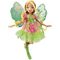 "Кукла ""Баттерфликс-2. Двойные крылья"" Flora, Winx Club Gulliver"