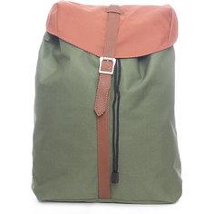 Рюкзак молодежный, зеленый Феникс