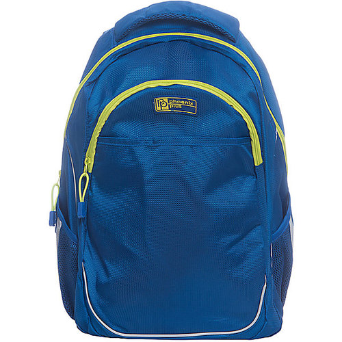 Рюкзак спортивный, синий