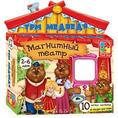 "Магнитный театр ""Три медведя"" , Vladi Toys"