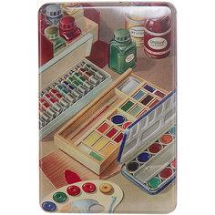 """Коробка для бытовых нужд """"Краски"""" 1700мл Феникс Презент"""