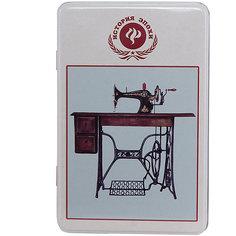 """Коробка для бытовых нужд """"Советская швейная машинка"""" 1700мл Феникс Презент"""