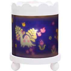 Светильник-ночник с функцией проектора Dinosaurs, Trousselier