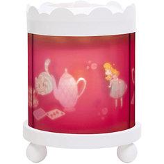 Светильник-ночник с функцией проектора Alice, Trousselier
