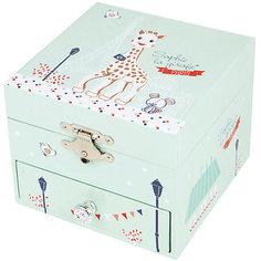 Музыкальная шкатулка The Giraffe Paris - Figurine Sophie, Trousselier