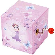 Музыкальная мини шарманка Fairy Parma, Trousselier