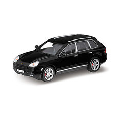 Модель машины 1:18 PORSCHE CAYENNE TURBO, Welly