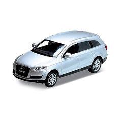 Модель машины 1:32 Audi Q7, Welly