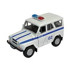 Модель машины УАЗ  31514 ПОЛИЦИЯ, Welly