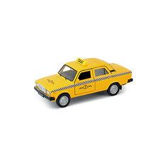 Модель машины  1:34-39 LADA 2107 ТАКСИ, Welly