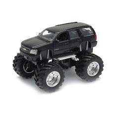 Модель машины 1:34-39 Chevrolet Tahoe Big Wheel, Welly
