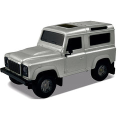 Модель машины 1:24 Land Rover Defender, р/у, Welly