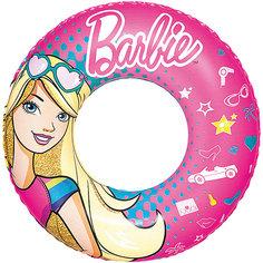 Круг для плавания, Barbie, 56 см, Bestway