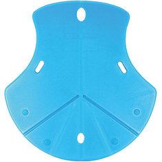 Коврик для ванной/раскладная ванночка в раковину, BabySwimmer, голубой