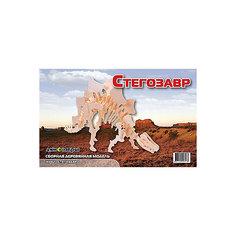 Стегозавр (серия Ж), Мир деревянных игрушек МДИ