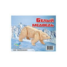 Белый медведь, Мир деревянных игрушек МДИ