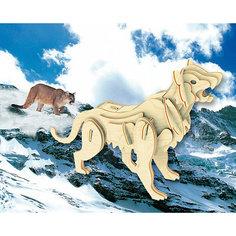 Горный лев, Мир деревянных игрушек МДИ