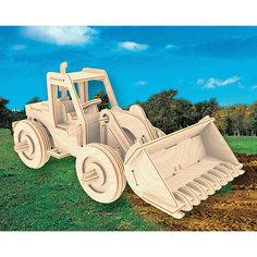 Бульдозер, Мир деревянных игрушек МДИ