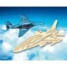 Самолет F16, Мир деревянных игрушек МДИ