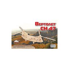 Вертолет СН-47, Мир деревянных игрушек МДИ