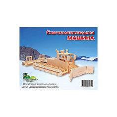 Снегоуплотнительная машина, Мир деревянных игрушек МДИ