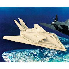 Самолет F117, Мир деревянных игрушек МДИ