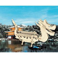 Лодка Дракона (мал.), Мир деревянных игрушек МДИ