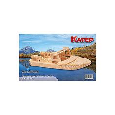 Катер, Мир деревянных игрушек МДИ