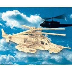 Черная Акула Ка-50, Мир деревянных игрушек МДИ
