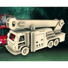 Пожарная машина, Мир деревянных игрушек МДИ
