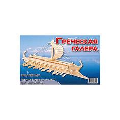 Греческая галера, Мир деревянных игрушек МДИ