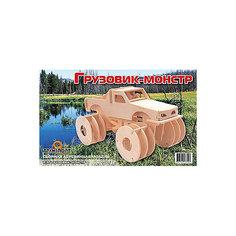 Грузовик-монстр, Мир деревянных игрушек МДИ