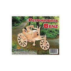 Ретромобиль Бенц, Мир деревянных игрушек МДИ