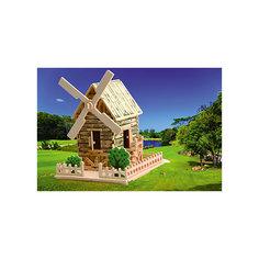 Ветряная мельница малая, Мир деревянных игрушек МДИ