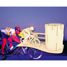 Велосипедист (серия С), Мир деревянных игрушек МДИ