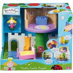 """Игровой набор """"Волшебный замок с фигуркой Холли"""", Бен и Холли Росмэн"""