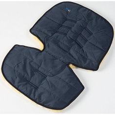 Меховой коврик для коляски и автокресла,  Ramili, синий